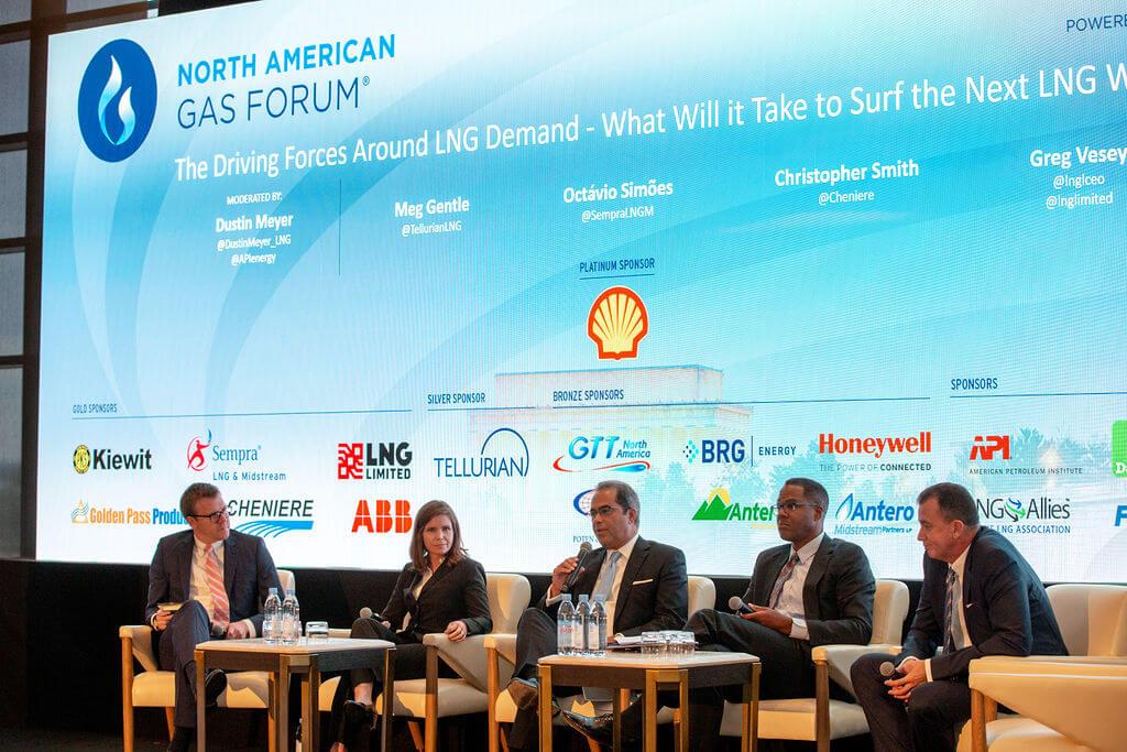 North American Gas Forum   October 21-23, 2019   Washington