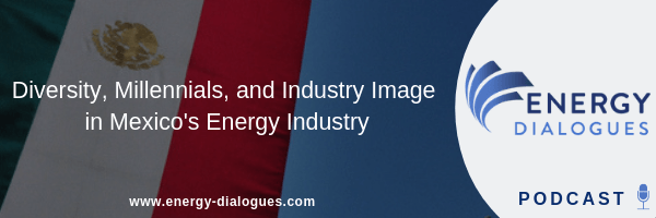 Energy Dialogues Podcast Banner (Mexico City)